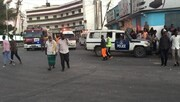 وقوع انفجار مهیب حوالی کاخ ریاستجمهوری سومالی