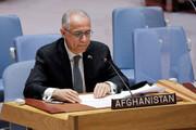 سخنرانی نماینده دولت سابق کابل در سازمان ملل