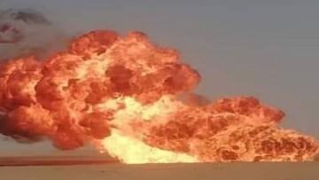 علت انفجار مهیب در شهر شیراز چه بود؟ / فیلم