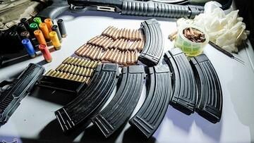 دستگیری سارقان مسلح متواری بزرگراه همت که اقدام به تیراندازی کرده بودند / فیلم