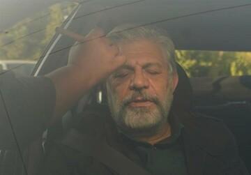 پرویز فلاحیپور بازیگر «بینشان» شد