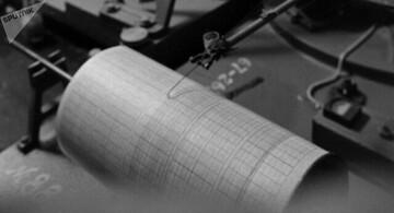 وقوع زلزله در بروجرد