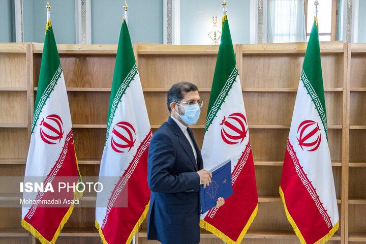 ایران بر اساس اقدام طرف مقابل عمل میکند و نه حرف و کلمات
