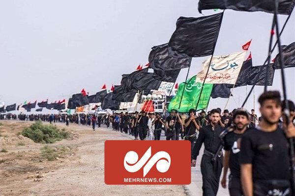 مرز شلمچه برای زائران اربعین باز شد/  ۳ شرط اصلی برای ورود به عراق اعلام شد + فیلم