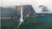 معرفی بلندترین آبشارهای دنیا / تصاویر