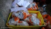 روزانه ۶ هزار تن مرغ در کشور توزیع می شود