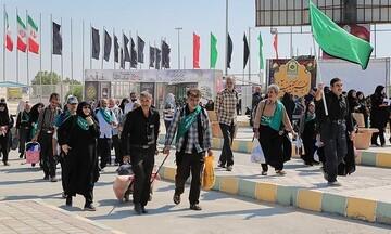 هماکنون ۸۰۰۰ ایرانی در مرز مهران هستند / مرز مهران بسته است، مراجعه نکنید
