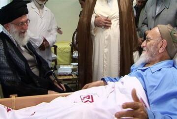 نظر مرحوم علامه حسنزاده درباره رهبر معظم انقلاب / فیلم