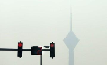 هشدار؛ وقوع گرد و غبار شدید در تهران تا ساعاتی دیگر