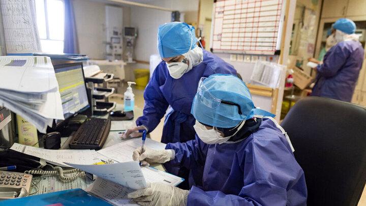 خبر خوب کرونایی در ایران / تخت های بیمارستان خالی از بیماران کرونایی / فیلم