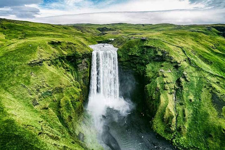 معرفی ۵ آبشار مرتفع در جهان / عکس