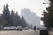 ناسالم شدن هوای اصفهان برای گروههای حساس