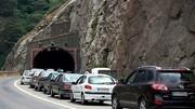 آخرین وضعیت ترددی جادهها در دوشنبه ۵ مهر | یکطرفه شدن جاده چالوس و ترافیک سنگین در آزادراه قزوین -کرج محدوده پل حصارک