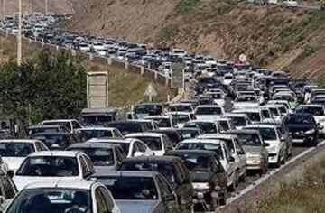 وضعیت ترددی جادهها در صبح دوشنبه ۵ مهر | تردد روان در محورهای شمالی کشور