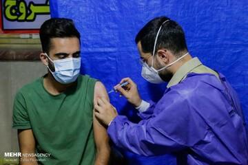 ۱۰۰ هزار دوز واکسن در شبانهروز گذشته تزریق شد