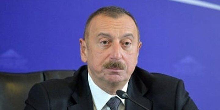علیاف: در دوران اشغال قرهباغ توسط ارمنستان، کامیونهای ایرانی مدام به صورت غیرقانونی وارد این منطقه میشدند / اگر ورود کامیونهای ایران به قره باغ ادامه یابد، باید مالیات بدهند
