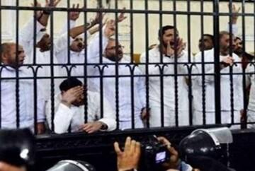 ۲ عضو اخوانالمسلمین مصر به اعدام محکوم شدند