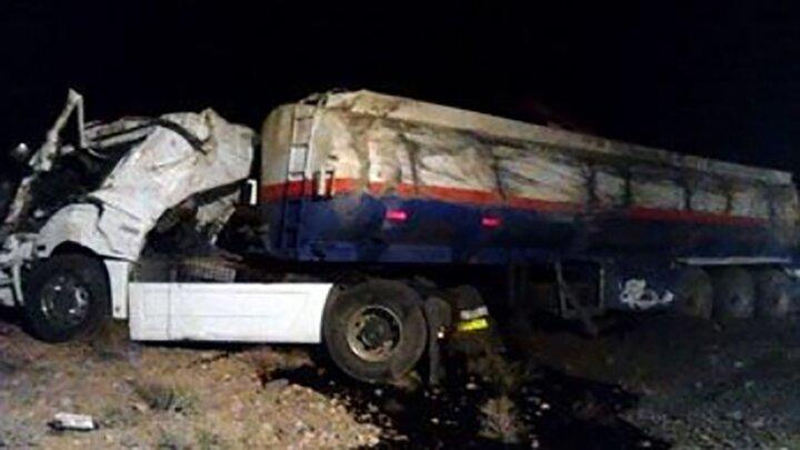 حادثه هولناک بامدادی در قم / ۴ نفر کشته شدند + عکس