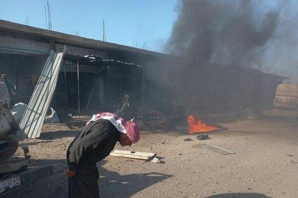 ۲ انفجار در نزدیکی «حلب» سوریه یک کشته و ۱۵ زخمی برجای گذاشت