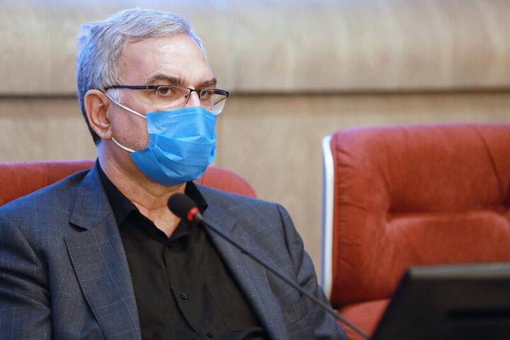 انجام قرنطینه هوشمند در کشور از زبان وزیر بهداشت / فیلم