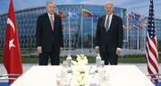 دیدار اردوغان و بایدن در حاشیه اجلاس گروه ۲۰