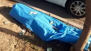 حادثه هولناک در بزرگراه همت / جوان تهرانی وسط اتوبان کشته شد + عکس