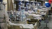 ۹۰ درصد بستری های مبتلا به کرونا واکسن نزده اند