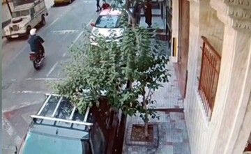 حمله عجیب ۳ مرد به دختر تهرانی با نقشه قبلی در روز روشن / فیلم