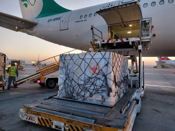 محموله جدید واکسن کرونا به تهران رسید / آمار کلی واردات واکسن کرونا توسط هلال احمر اعلام شد