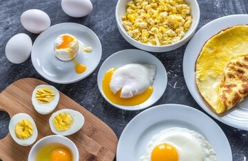آشنایی با خواص و مضرات مصرف روزانه تخم مرغ