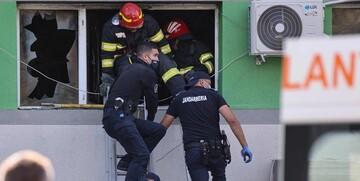 مرگ ۹ نفر بر اثر آتشسوزی در بیمارستانی در رومانی