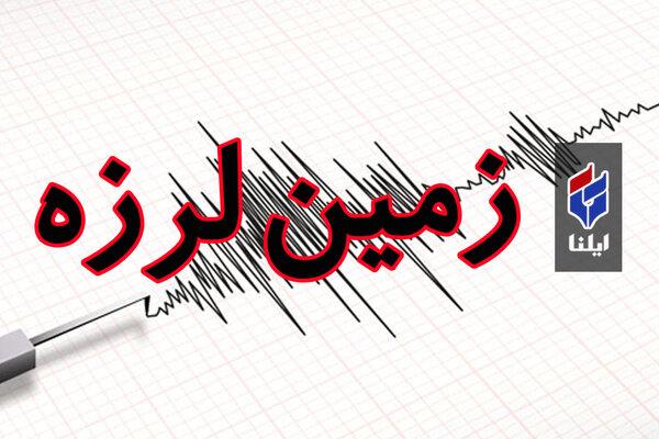 ۴ نفر بر اثر زلزله بندر گناوه مصدوم شدند