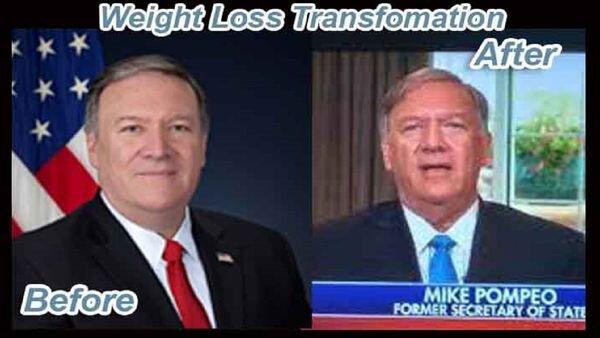 تغییر چهره باورنکردنی وزیر خارجه سابق آمریکا پس از لاغری سوژه شد! / تصاویر