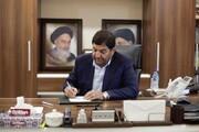 مخبر مصوبات تعیین استانداران زنجان، فارس و لرستان را ابلاغ کرد