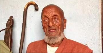 مرگ پیرترین فرد جهان در سن ۱۲۷ سالگی / عکس