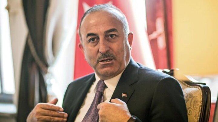 انتقاد تند وزیر خارجه ترکیه از سازمان ملل