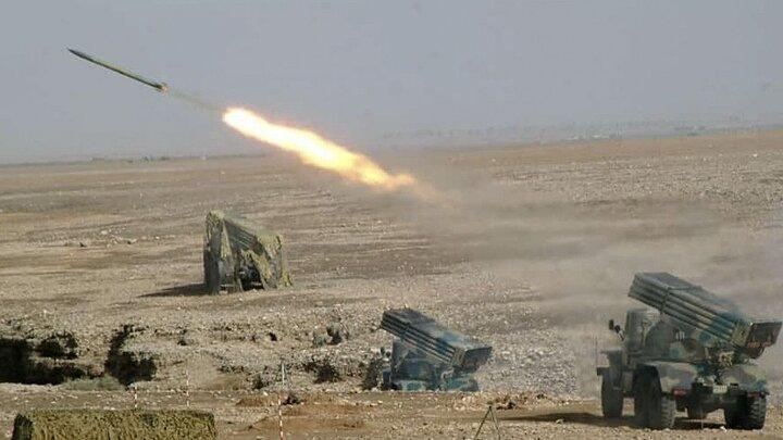استقبال گرم مردم آذربایجان غربی از دلاوران ارتش / فیلم