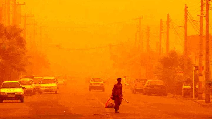 طوفان ادارات این استان را تعطیل کرد