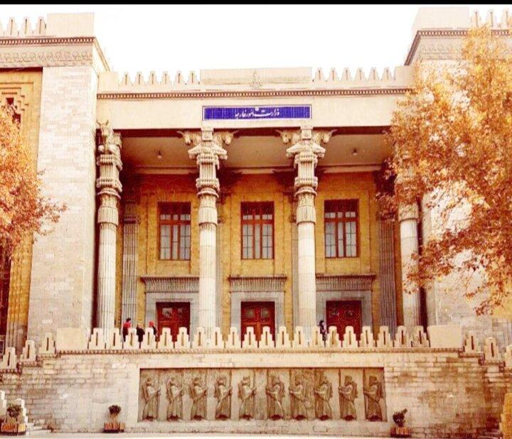 انتصاب شیخالاسلامی به عنوان رییس مرکز مطالعات سیاسی و بینالمللی وزارت امورخارجه