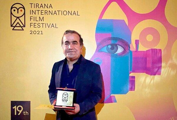 جایزه بهترین فیلمنامه جشنواره تیرانا به «امتحان» رسید