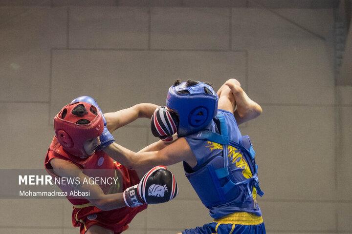 میزبانی قشم از رقابتهای انتخابی تیم ملی ووشو