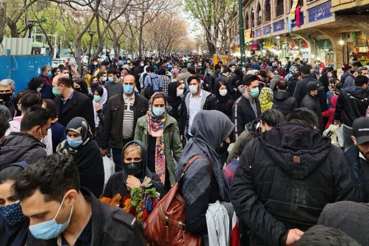 وضعیت کرونا در ایران از ۱۰ شهریور تا ۱۰ مهر ۱۴۰۰ / در یک ماه گذشته چند نفر قربانی کرونا شدند؟