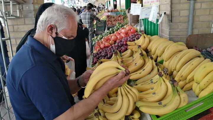 تازه ترین قیمت انواع میوه های پاییزی /  هر کیلو انار ۱۳ هزار تومان