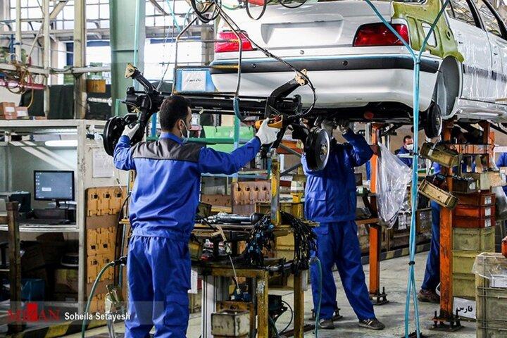 قیمت روز انواع خودرو در بازار / ساینا ۱۵۸ میلیون تومان