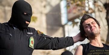 سرقت وحشیانه طلای دست زن جوان در روز روشن! | یکی از سارقین دستگیر شد! / فیلم