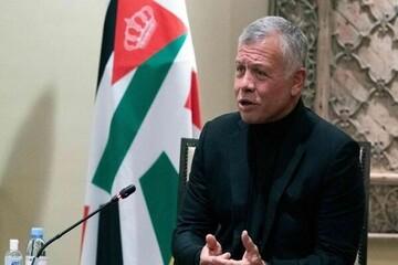 گفتگوی تلفنی شاه اردن با بشار اسد