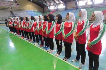 ۲۱ هندبالیست نوجوان به اردوی تیم ملی دختران دعوت شدند