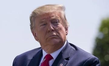 تمایل ترامپ برای اعلام نامزدیاش در انتخابات ۲۰۲۴ در متشنج ترین مراحل خروج از افغانستان!