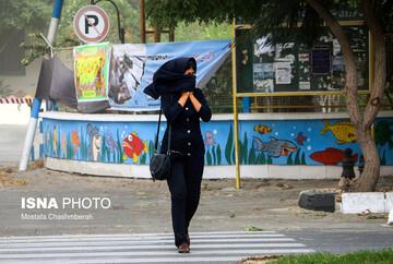 پیشبینی هواشناسی استان تهران برای هفته جاری؛ کاهش دما و احتمال وقوع تندباد و گردوخاک موقت