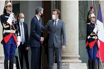 وزیر خارجه آمریکا خطاب به ماکرون: از طرح های امنیتی اروپا حمایت میکنیم
